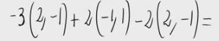 7.Combinación lineal de vectores