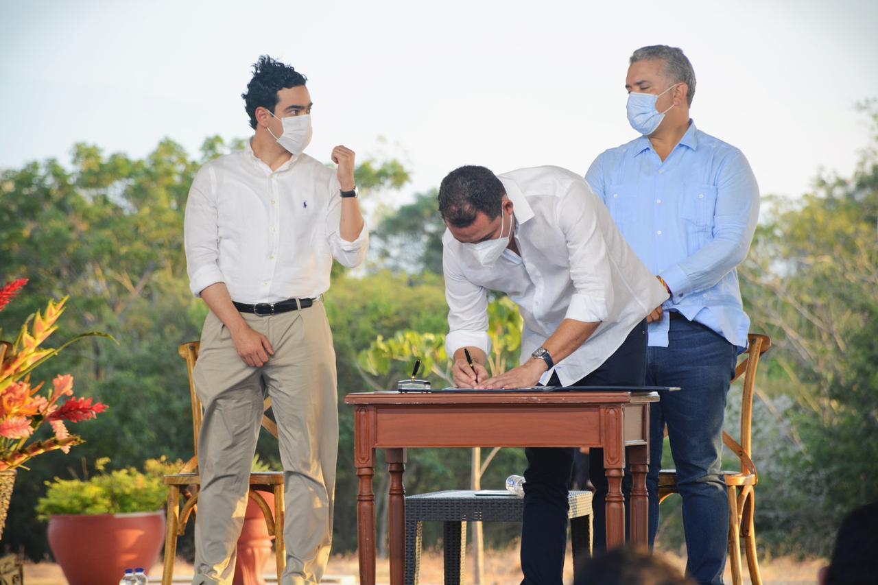 hoyennoticia.com, Pacto Territorial Cesar – La Guajira: Las obras que se harán en La Guajira
