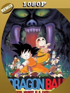 Dragon Ball: La Princesa Durmiente del Castillo Embrujado (1987) BD REMUX [1080p] Latino [GoogleDrive] SilvestreHD