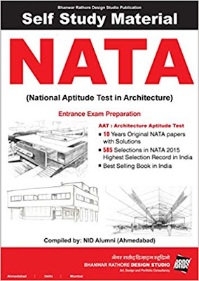 NATA study material and NATA mock test papers for 2020