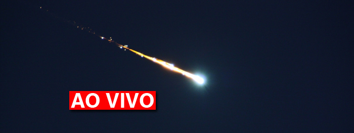 live chuva de meteoros perseidas 2020