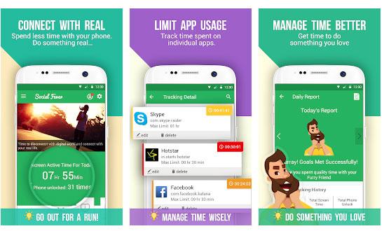 تطبيقات حمى اجتماعية