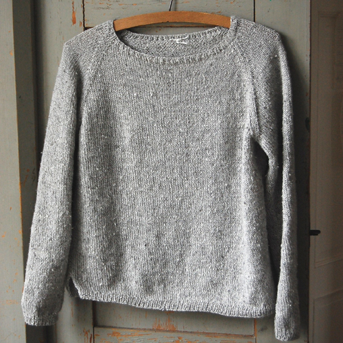 Silk Gray - Free Pattern