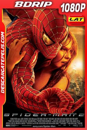 El hombre araña 2 (2004) BDrip 1080p Latino – Ingles