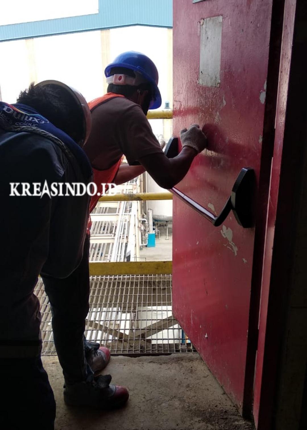 Jasa Ganti Kunci Panic Bar di Pintu Exit, Kuat dan Awet