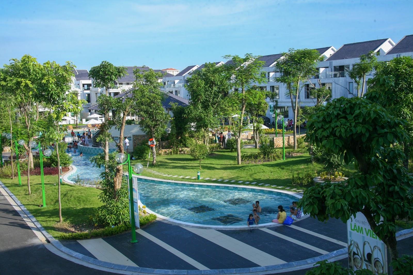 Thành phố xanh, hiện đại tại Chung cư Phú Mỹ Ngoại Giao Đoàn