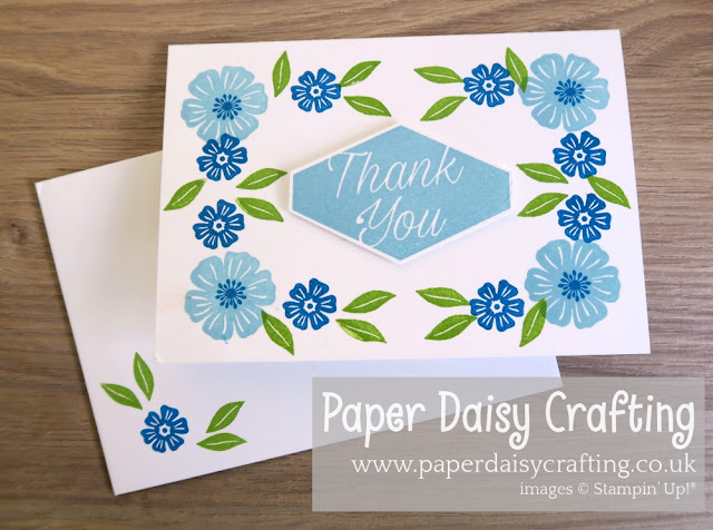 #simplestamping beautiful bouquet stampin up