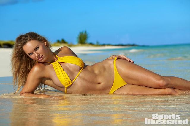 Η Wozniacki στο Sports Illustrated (pt.2)