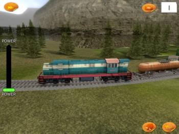 Train Driver Simulator