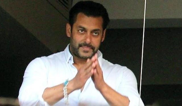 Salman Khan apologized