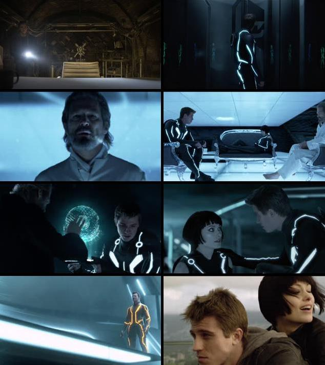 Tron 2010 Dual Audio Hindi 720p BluRay