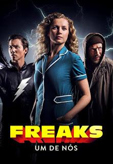 Freaks: Um de Nós - HDRip Dual Áudio