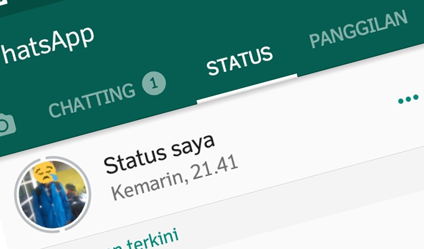 Cara Mudah Download Video di WhatsApp Status Story