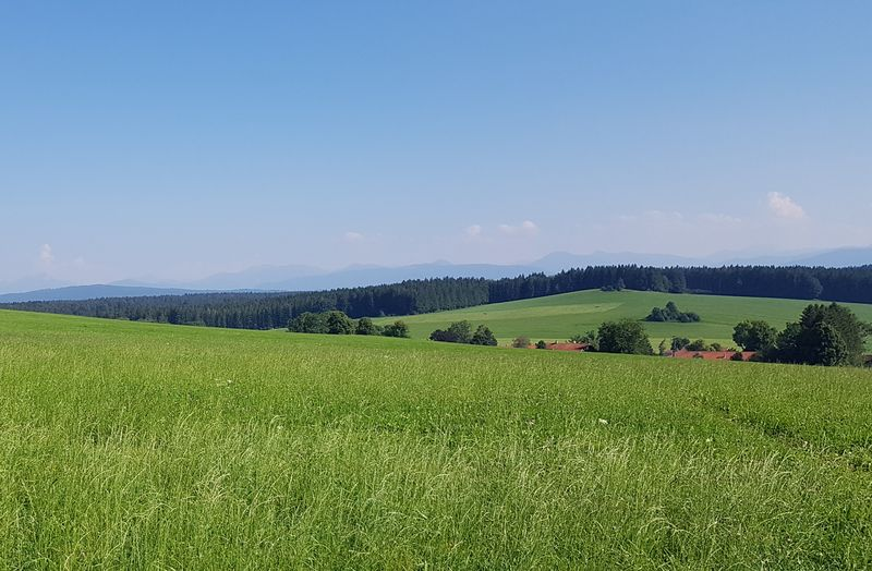 Stay at home !!! Oberbayern im August