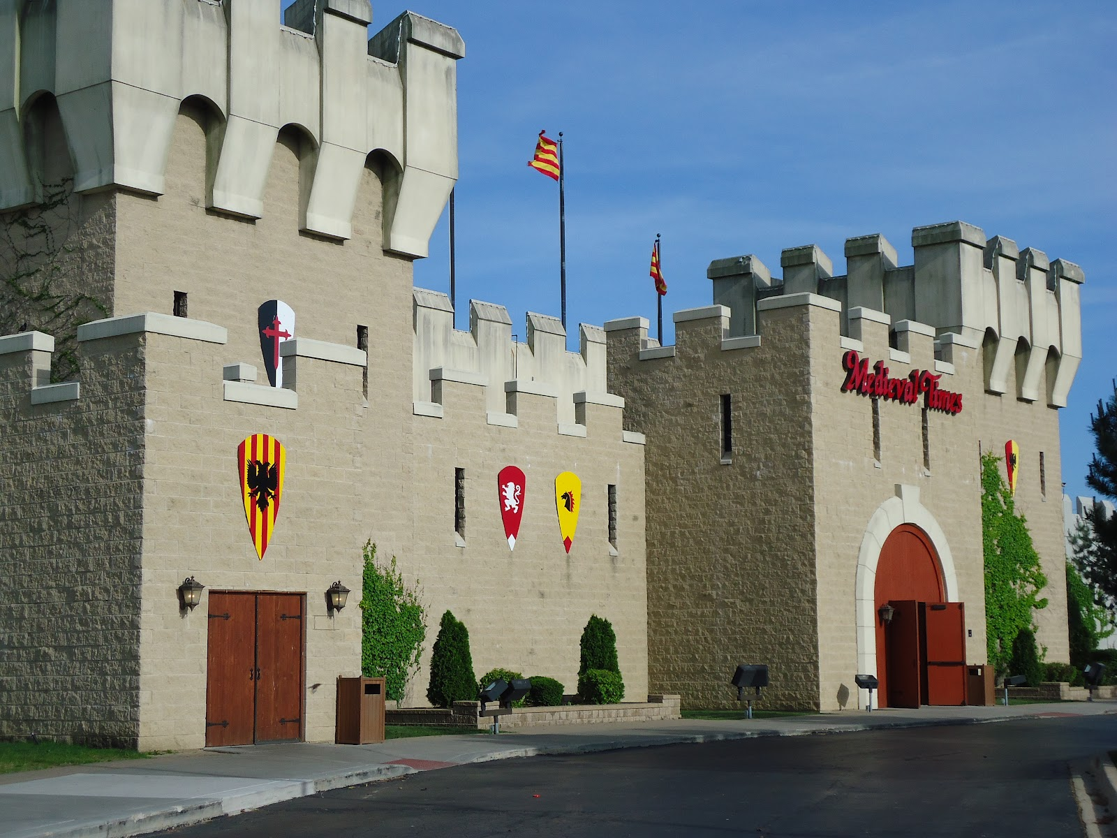 Medieval Times Dinner & Tournament - Chicago - N Roselle Rd, Schaumburg, Illinois - Rated based on 5, Reviews
