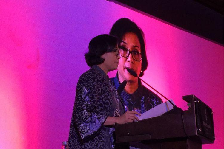 Sri Mulyani Singgung Biaya Perjalanan Dinas DKI yang 3 Kali Lipat Standar Nasional