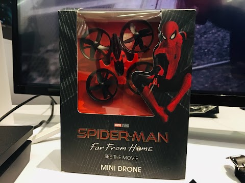 Get these Spider-Man Far From Home Freebies from Philips Monitors!