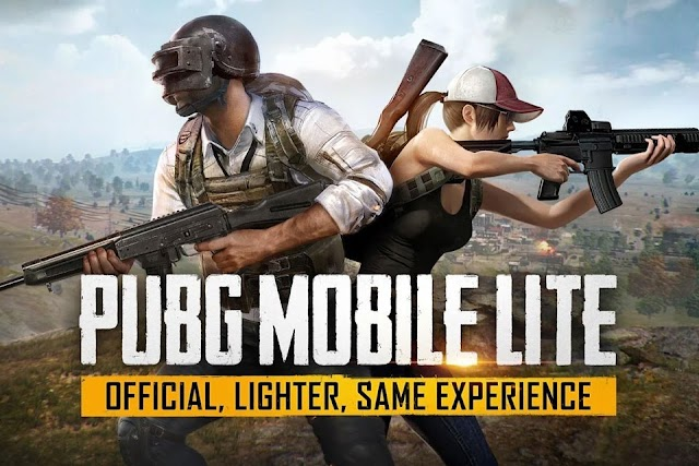 The game PUBG mobile lite - First place in popularity on mobile