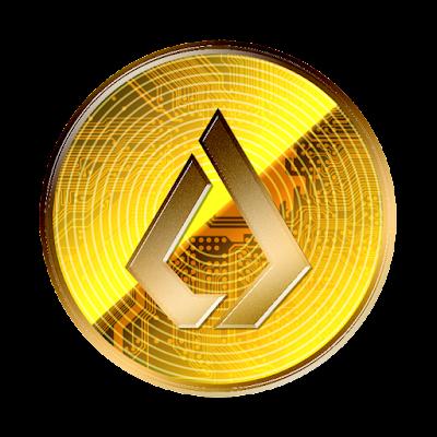 仮想通貨リスク新デザインverのフリー素材(金貨ver)