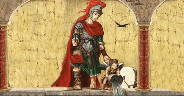 Santo Florianus