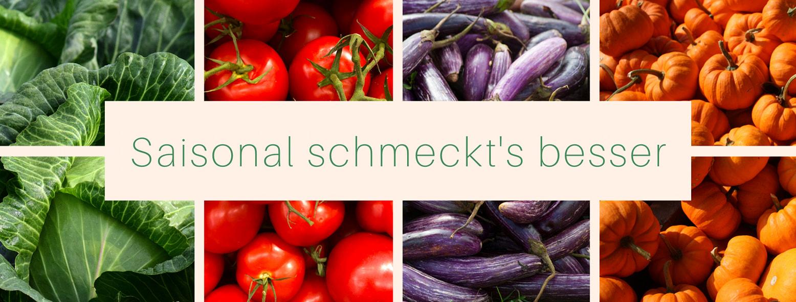 Foodblogger Saisonkalender