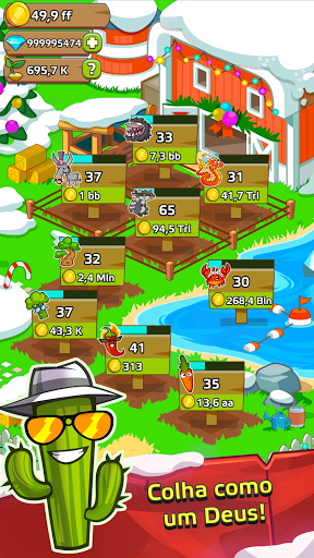 Farm and Click - Idle Farming Clicker PRO APK