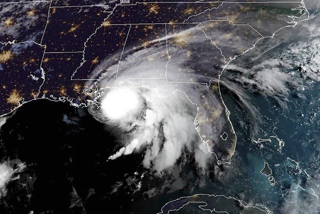 Erősödik a Sally hurrikán, amely hamarosan eléri az USA déli partját