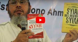 [Video] Kupas Tuntas Seputar Syiah oleh Ust. Farid Ahmad Okbah