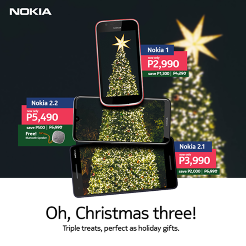 Nokia announced early Christmas promo, reveals 7.2 Cyan Green