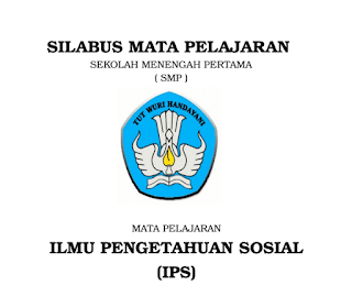 Silabus IPS SMP MTs Kurikulum 2013 Revisi 2016