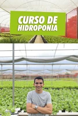 Curso Online Completo de Hidroponia - do Zero ao Sucesso