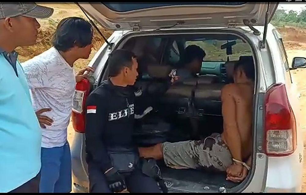 Dua Bandar Narkoba di Tebo Dibekuk Polisi, Salah Satu Diantaranya Dihadiahi Timah Panas
