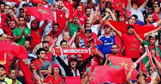 بداية توافد الجماهير المغربية على القاهرة