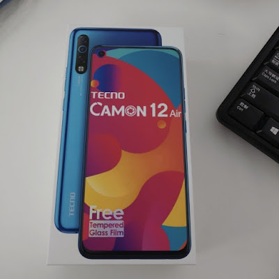 TECNO Camon 12 Air  See the exciting Features, Specs and