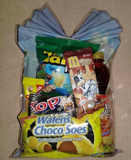 Souvenir Ulang Tahun Anak Murah di Asemka paket makanan ringan