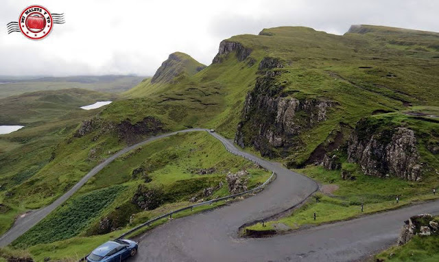Escocia, Skye Island, Quiraing