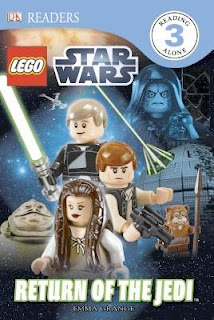 bookcover of Lego Star Wars -- THE EMPIRE STRIKES BACK  by Emma Grange