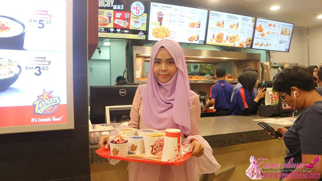 Texas Chicken Wangsa Walk