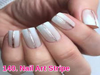 Nail Art Stripe