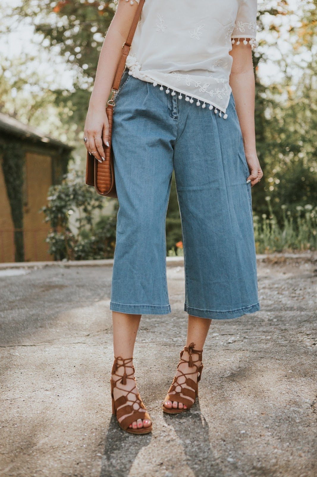 Culotte, Tall Girl Outfit, Utah Fashion Blogger