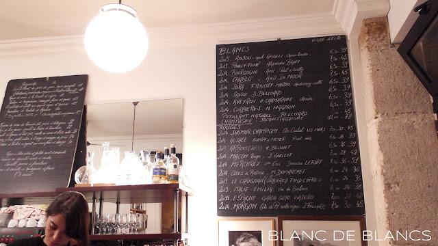 Le Baratin, Paris - www.blancdeblancs.fi