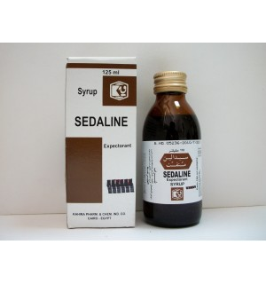 سعر شراب سيدالين Sedaline لعلاج السعال