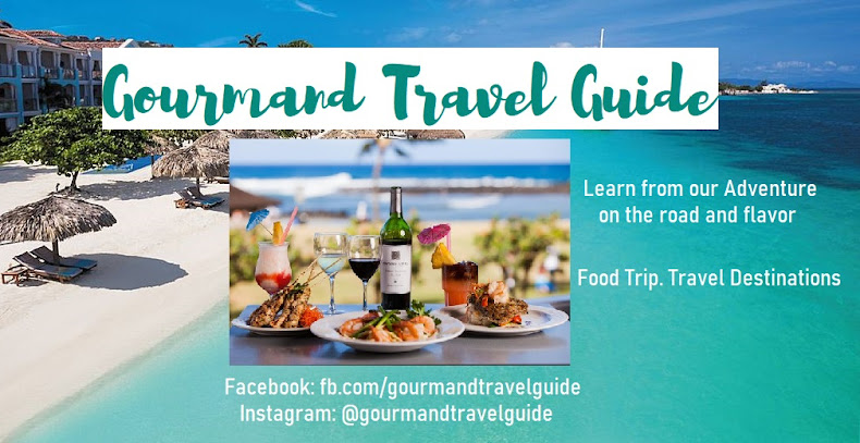 Gourmand Travel Guide