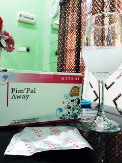 Kitsui Whitenin B.B. dan Kitsui Pim'pal Away : Makanan Kesihatan Tambahan dengan Kesan Pantas