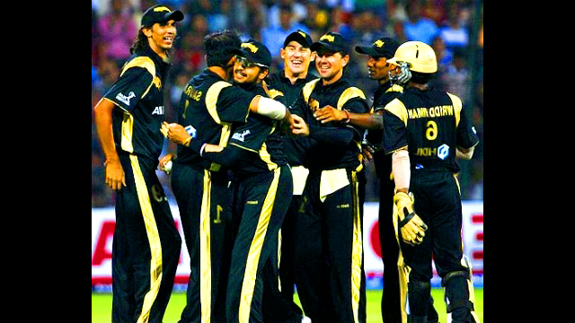 Who is the first eleven players in the first match of KKR