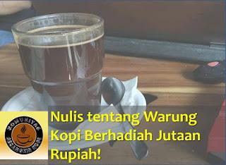Nulis di SKB Berhadiah Total Jutaan Rupiah!
