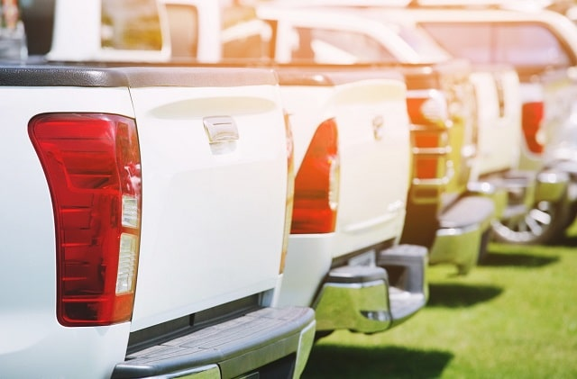 how to choose right work truck for small business pickup trucks