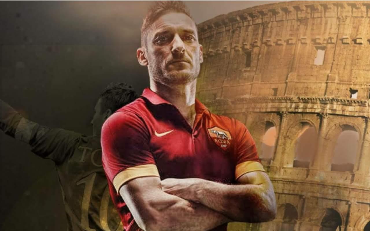 Totti wallpaper