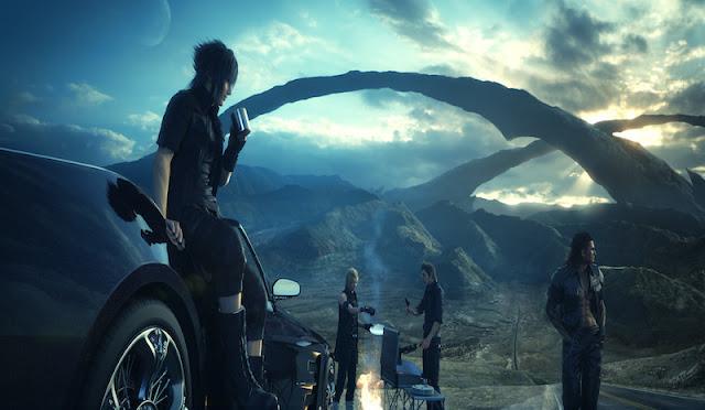 Final Fantasy XV's Will Delayed to November