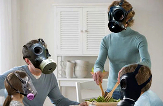 Living with multiple chemical sensitivity